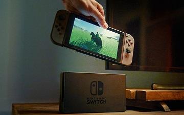 nintendo switch底座功能确认