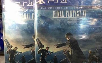 《最终幻想15》已于秘鲁开售 首日补丁7.2G