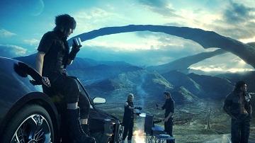 最终幻想15特典武器不见了怎么办