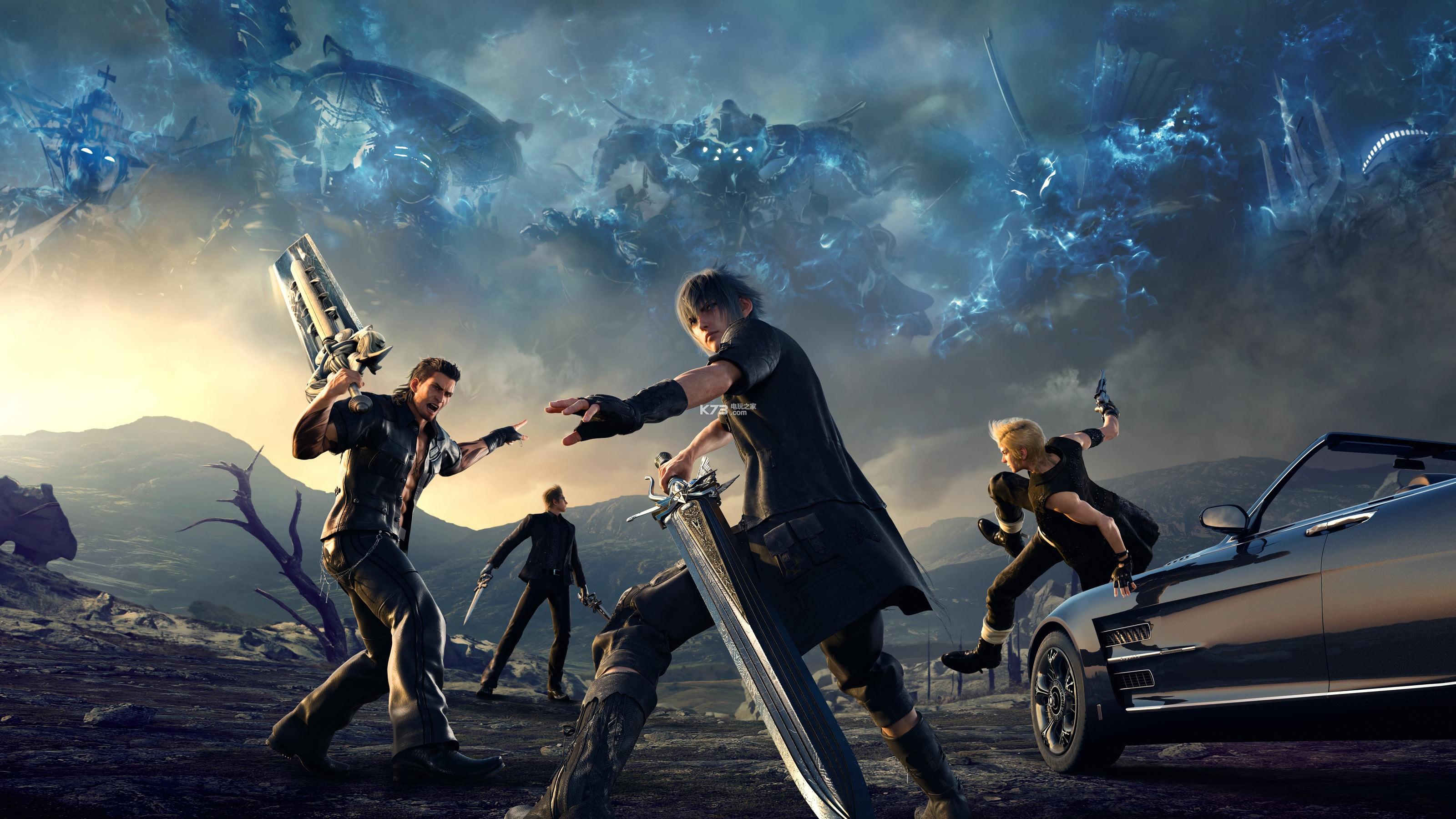 《最终幻想15》更新时程表短中长期免费更新