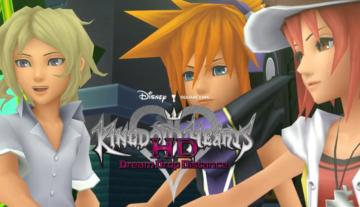 《王国之心HD2.8》最终宣传片公布发售日为1月12日