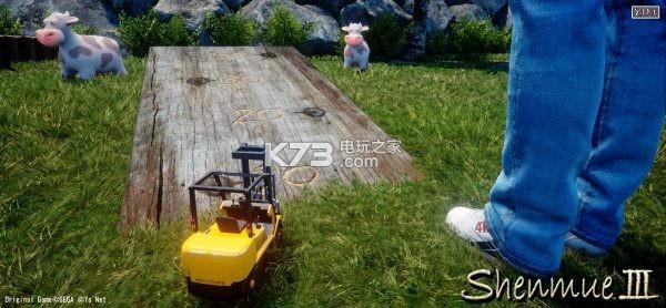 《莎木3》pc版接受预定截图曝光