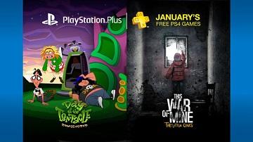 欧美服PSN会员2017年1月免费游戏:独立游戏盛宴