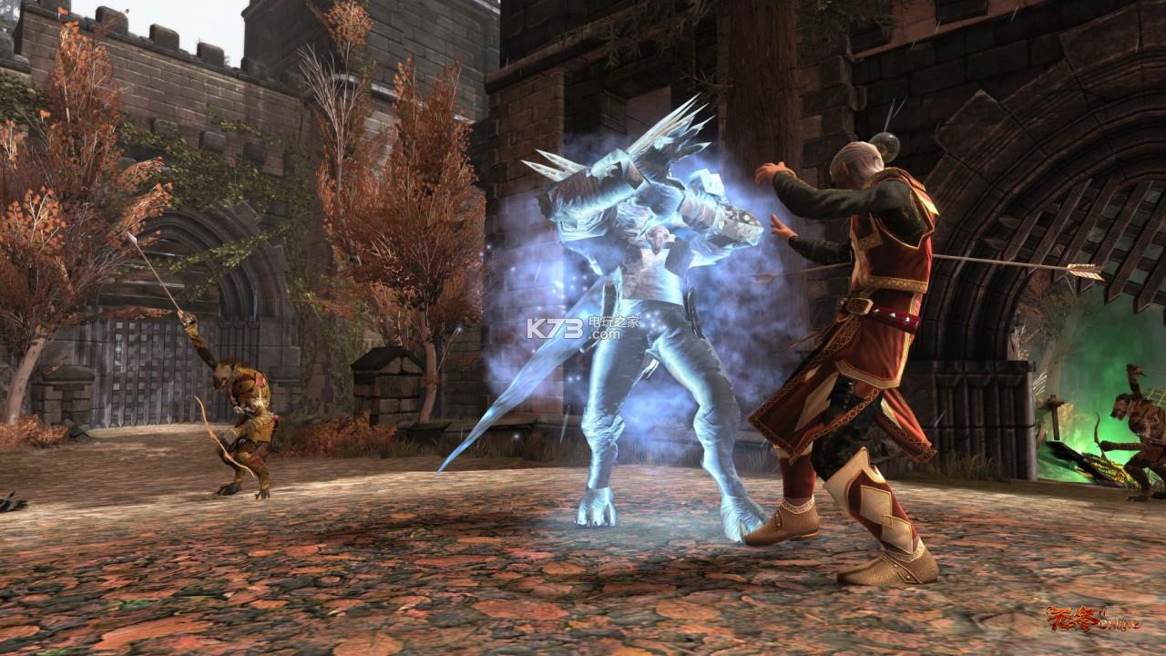 《无冬OL》PS4战场的操纵者——控场法师