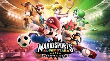3ds《马里奥体育超级明星》发售日公开
