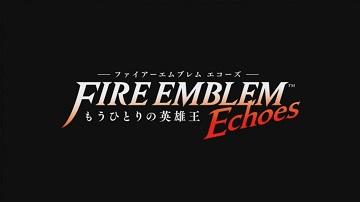 3ds《火焰纹章回响另一位英雄王》发售决定