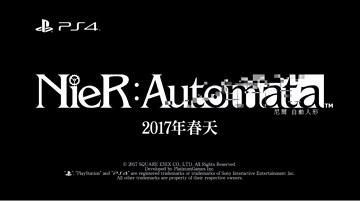 PS4《尼尔机械纪元》中文版今春发售