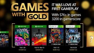 Xbox Live金会员2017年2月免费游戏:《赛车计划》等