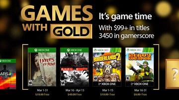 Xbox Live金会员2017年3月免费游戏:《层层恐惧》等