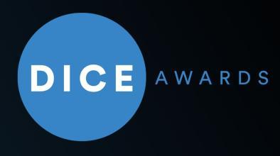 第20届DICE颁奖礼获奖名单