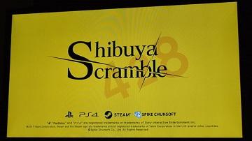 PS4/PC《428被封锁的涩谷》2018年春发售