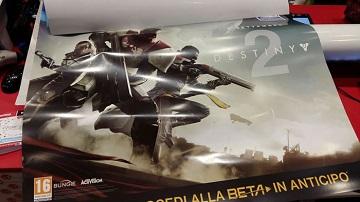 《命运2》海报流出 或在9月8日发售