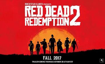 《荒野大镖客2》发售消息流出  或在9月发售