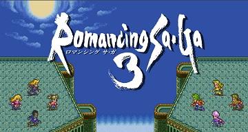 《浪漫沙迦3重制版》将登陆psv/手机平台