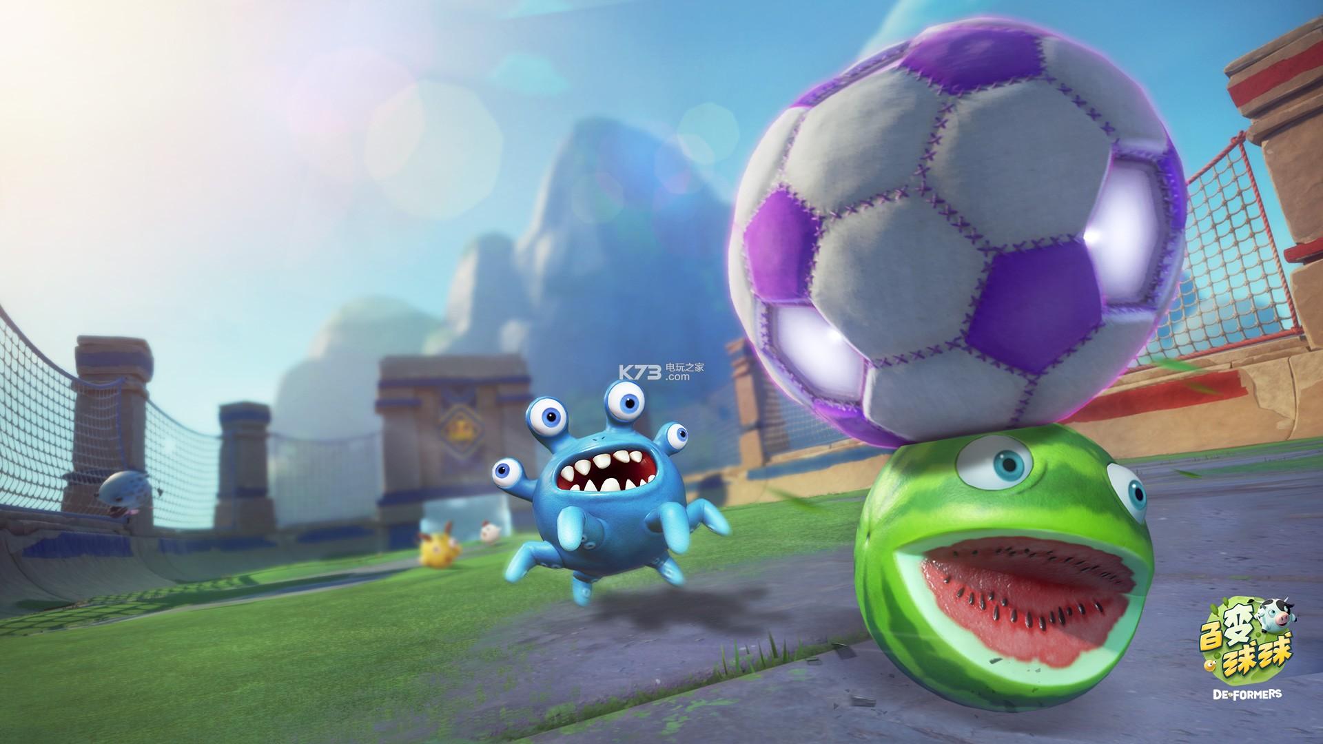 腾讯宣布代理《百变球球》 官网已开启