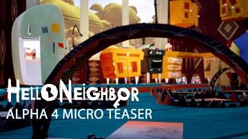 《你好鄰居》alpha4將在5月4日推出