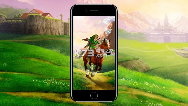 《塞尔达传说》手机游戏开发中