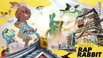 《说唱兔子》已开启众筹 将登陆PS4/PC