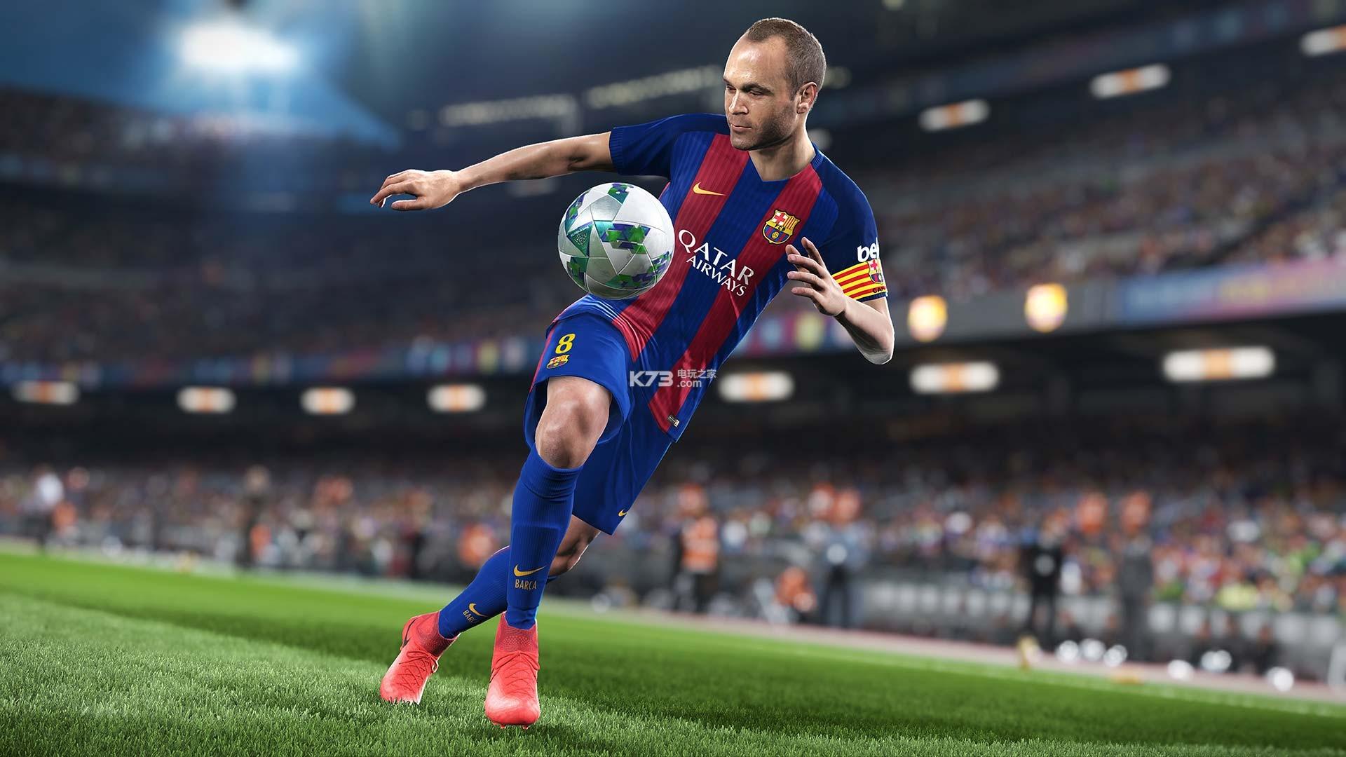 《实况足球2018》开放预购 9月14日发售