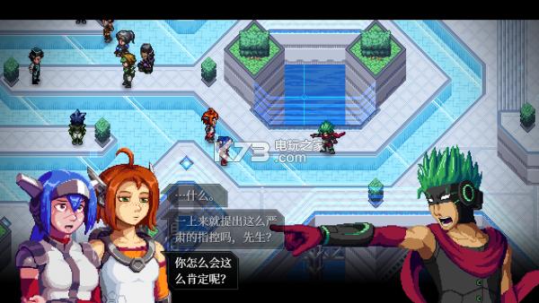 经典RPG《交叉准则》已支持官方中文