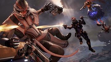 多人射击游戏《不法之徒》将登陆ps4平台