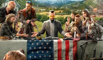 《孤岛惊魂5》中文版发售日公布 前往美国西部