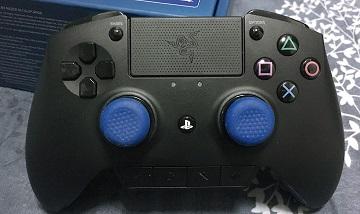 雷蛇PS4精英手柄「Razer Raiju」使用评测