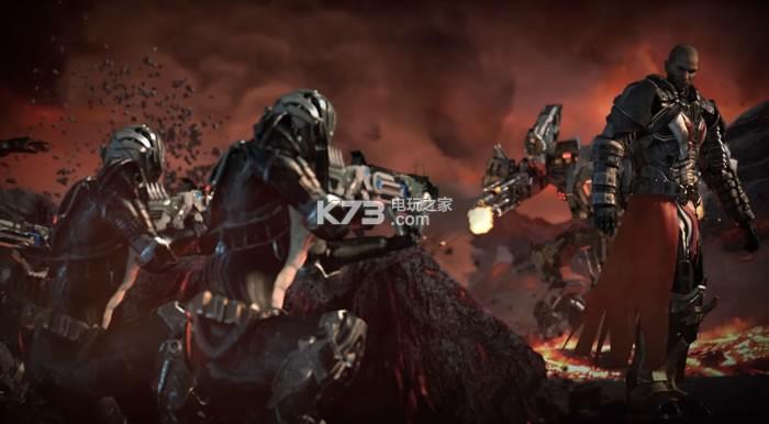 科幻ARPG游戏《ELEX》10月17日发售!