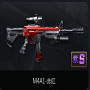 M4A1-赤红