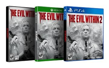 E3 2017:《恶灵附身2》公布  10月13日发售