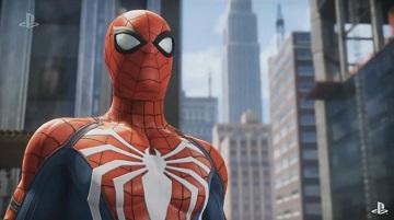 E3 2017:PS4《蜘蛛侠》将在2018年发售