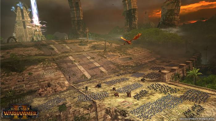E3:《全面战争战锤2》9月28日发售