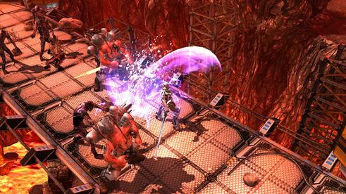 动作游戏《聚爆》Switch版将在7月发售
