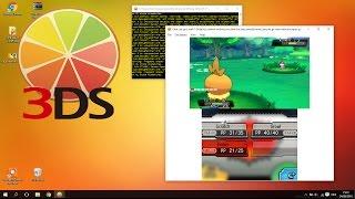 Citra3ds模拟器游戏解密转换格式方法