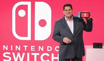 任天堂表示现阶段无4K级游戏计划