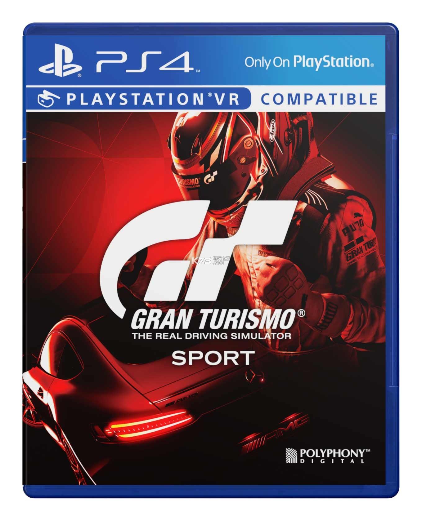 《GT赛车Sport》中文确定10月17日发售
