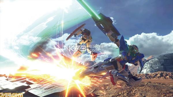 《高达对决》7月27日更新1.03版
