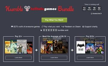 冒险游戏包Humble Telltale Bundle公开