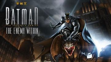 Telltale《蝙蝠侠内敌》正式确定 8月8日发售