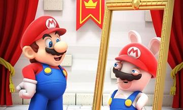 NS《马里奥+疯狂兔子》将通过补丁更新中文