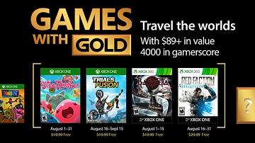 Xbox Live金会员2017年8月免费《猎天使魔女》等