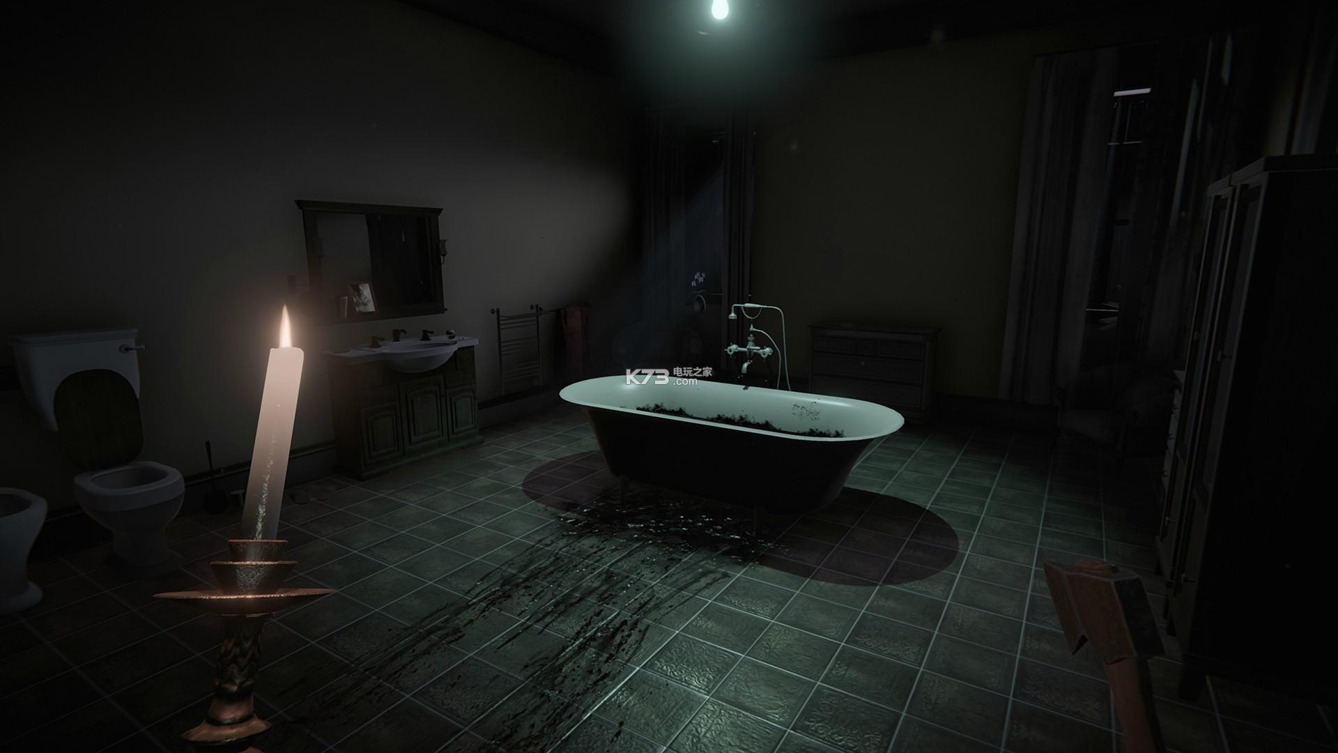 独立恐怖游戏《别敲两次门》发售日公布