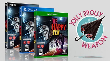 《少数幸运儿》登陆PS4平台 发售日确定