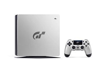 《GT赛车Sport》限定主机公布 10月发售