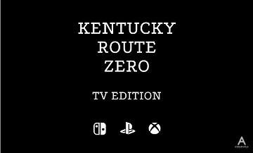 主机版《肯塔基零号公路》公布 2018年发售