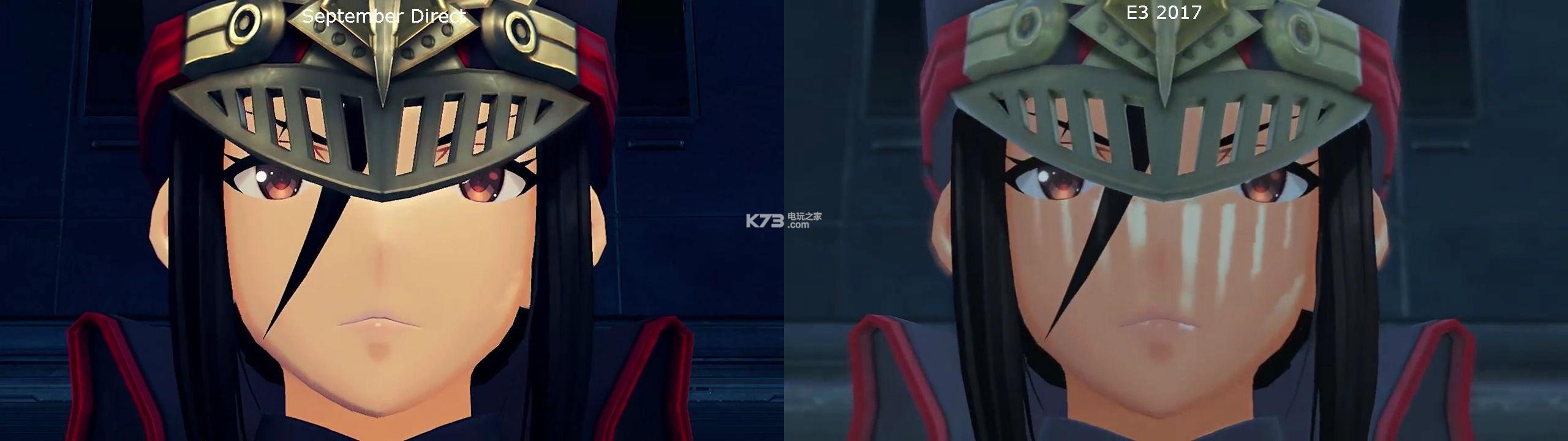 《异度之刃2》画面正在被官方逐步优化中