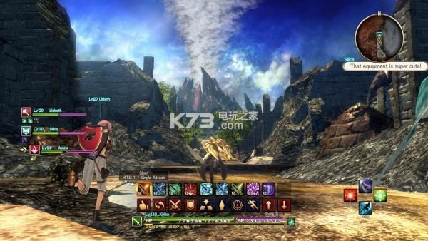 《刀剑神域虚空领悟》发售日期正式公布