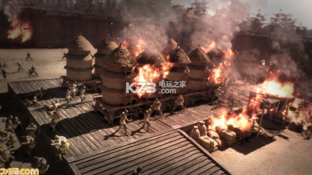 《真三国无双8》开放世界玩法介绍 7-9章内容放送