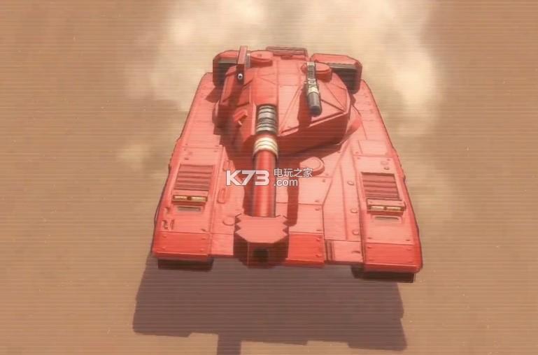 《重装机兵xeno》登陆ps4及psv双平台