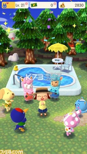《动物之森口袋营地》手游版正式公布 11月末上架双平台
